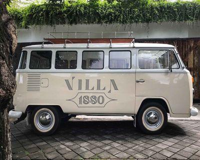 Villa 1880 - Kombi Micobus VW