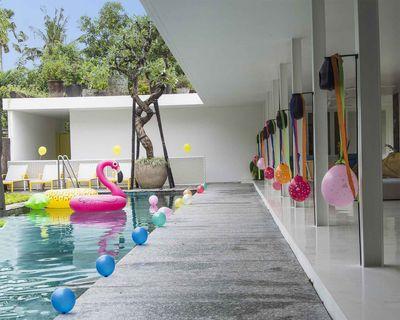 Villa 1880 - Party around the pool