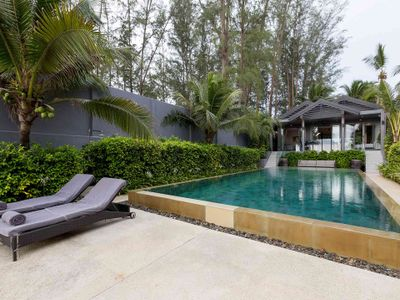 Infinity Blue Phuket - Tropical lush