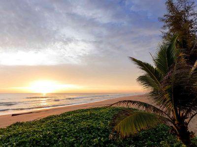 Infinity Blue Phuket - Stunning beach view at dusk