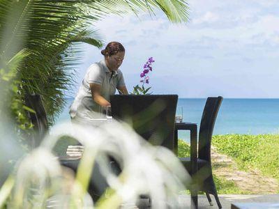 Infinity Blue Phuket - Attentive service