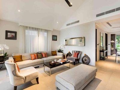 Infinity Blue Phuket - Living area setting