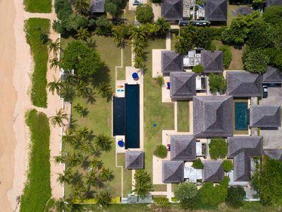 Villa Jia - Absolute beachfront villa