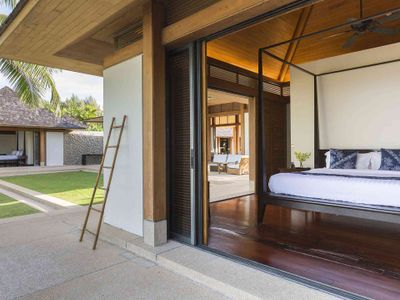 Villa Shanti - Bedroom features
