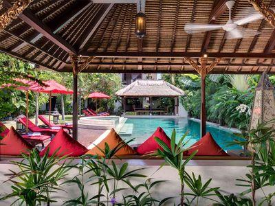 Villa Kalimaya I - Pool lounge