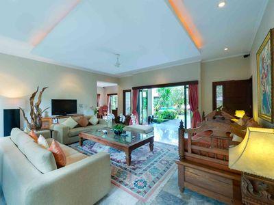 Villa Kalimaya I - Living room