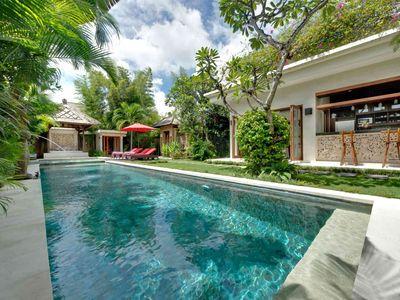 Villa Kalimaya II - Pool view