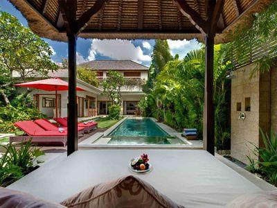 Villa Kalimaya II - View from bale