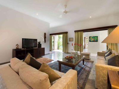 Villa Kalimaya II - Indoor living area
