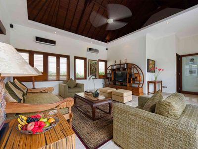 Villa Kalimaya II - First floor living area