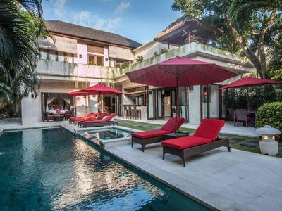 Villa Kalimaya III - Luxurious living