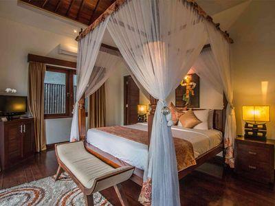 Villa Kalimaya III - Guest bedroom style