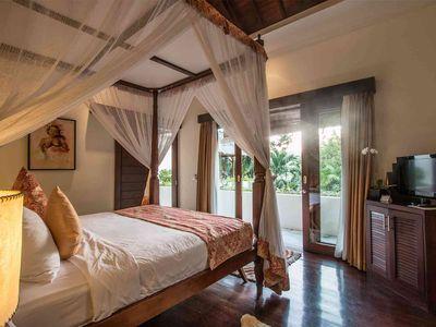 Villa Kalimaya III - Guest bedroom layout