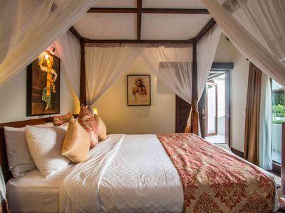 Villa Kalimaya III - First floor guest bedroom features