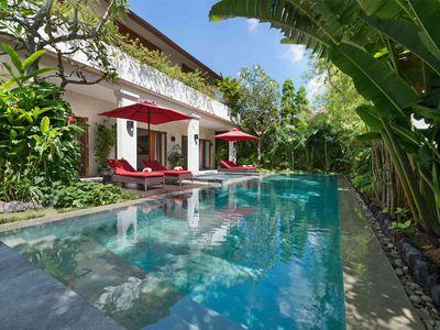 Villa Kalimaya IV - Pool view