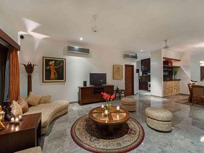 Villa Kalimaya IV - Indoor living