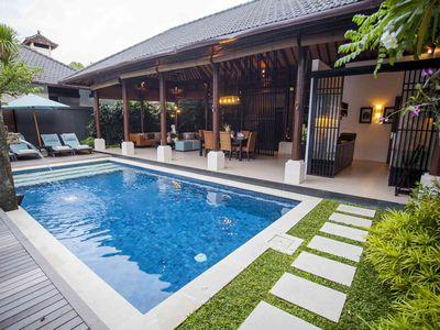 Lakshmi Villas - Kawi - Swimming pool