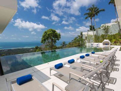 Villa Spice at Lime Samui - Tropical lush oasis