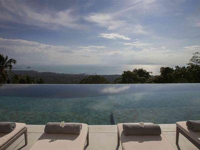 3. Villa Zest at Lime Samui - Blissful poolside