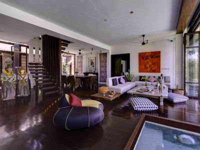 Majapahit Beach Villas - Maya - Art
