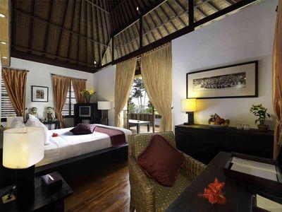 Majapahit Beach Villas - Raj - Master bedroom