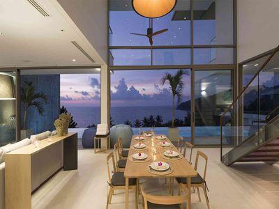 Malaiwana Duplex - Dining table