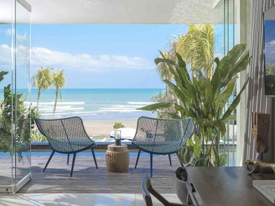 Noku Beach House - Mesmerizing view from bedroom