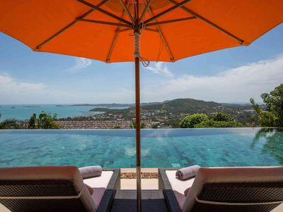 Purana Residence at Panacea Retreat - Lounging with a view
