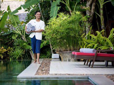 Purana Residence at Panacea Retreat - At your service