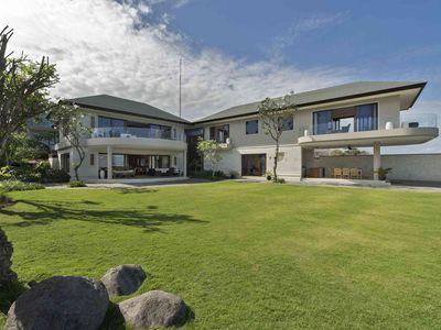 Pandawa Cliff Estate - The Pala - The villa