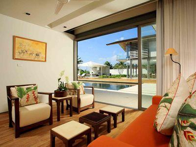 Villa Malee Sai - Living space outlook