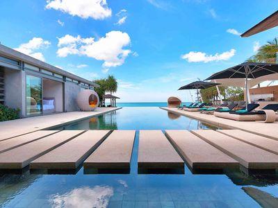 Villa Tievoli - Absolute beachfront