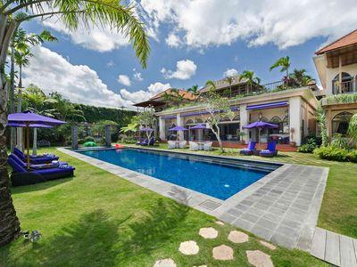 Villa Sayang d'Amour - The villa