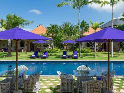 Villa Sayang d'Amour - Pool living