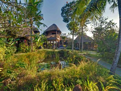 Taman Ahimsa - Garden
