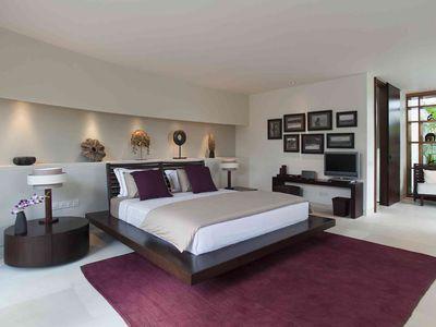 The Layar - 3 bedroom - Master bedroom