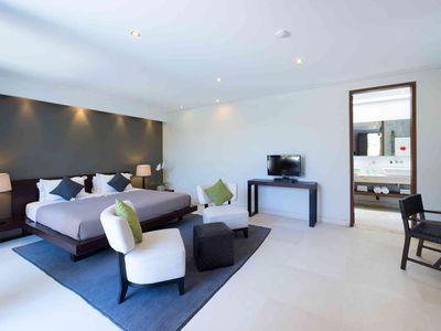 The Layar 1BR - Master bedroom