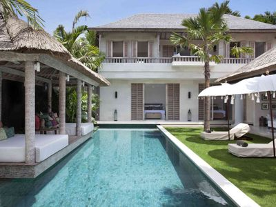 Villa Adasa - The pool