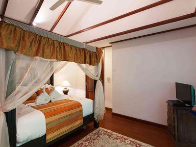 Villa Albina - Comfortable master bedroom