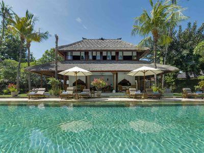 Villa Batujimbar - Pool house