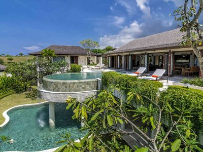 Villa Cantik Pandawa - Beautiful villa setting