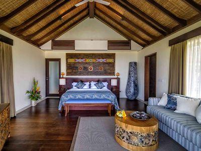 Villa Cantik Pandawa - Bedroom design