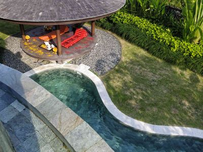Villa Cantik Pandawa - Relaxing bale