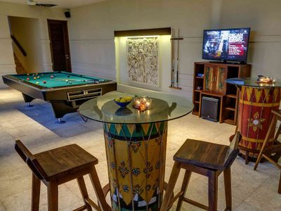 Villa Cantik Pandawa - Entertainment room