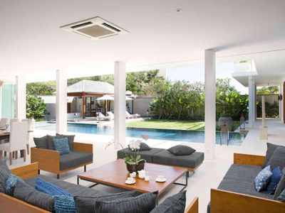 Cendrawasih - Living room