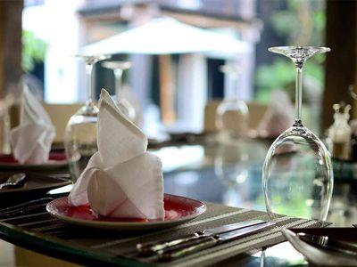 Villa DeSuma - Dine in style