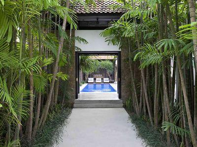 Villa Hana - Entrance