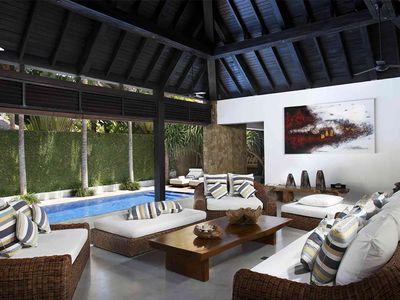 Villa Hana - Living Area