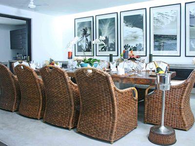 Villa Hana - Dining room