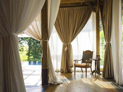 Villa Hansa - Master bedroom elegantly designed